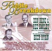 Fiddle Breakdown
