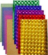 Deco folie, b: 35 cm, dikte 30+110 micron, 10x2 m, diverse kleuren