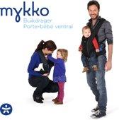 Mykko buikdrager draagzak - comfortabel en handig - taupe