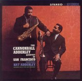Cannonball Adderley Quintet In San