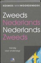 Kosmos Miniwoordenboek: Zweeds - Nederlands / Nederlands - Zweeds