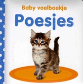 Baby voelboekje - Poesjes
