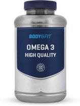 Body & Fit High Quality Omega 3 - 1000 mg - 180 capsules