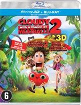 Het Regent Gehaktballen 2 (Cloudy With A Chance Of Meatballs 2) (3D Blu-ray)