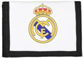 Real Madrid Portemonnee wit