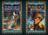 The Hound of the Baskervilles & the Adventures of Sherlock Holmes