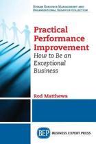 Practical Performance Improvement