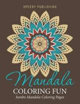 Mandala Coloring Fun