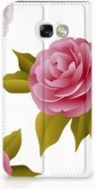 Samsung Galaxy A5 2017 Standcase Hoesje Roses