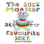 The Sock Monster Ate My Favourite Sock