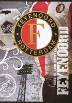 Feyenoord Schriften A4 Lijn (2 stuks)