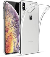 Backcover voor Apple iPhone X - iPhone XS - Transparant Cover Clear TPU Case