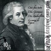 Mozart:Operas (Cosi Fan Tutte/Le Nozze Di Figaro/D