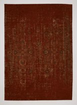 Opera vloerkleed - rood - 200x290 cm