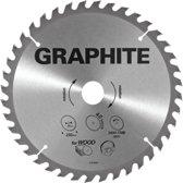 Graphite 55H660 Cirkelzaagblad voor Hout 140x20x18mm, TCT