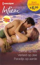 Intiem Favorieten 574 - Liefde op reis ; Verleid op zee ; Paradijs op aarde