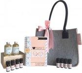 Mama's toverboek en tas - Aromatherapie en Etherische olien