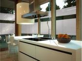 Prohouse Inkijkwerende Raamfolie - Statisch - 58x200 cm - Volledig bedekt patroon - Melkglasfolie - Anti inkijk folie -  Raam folie - Glasfolie