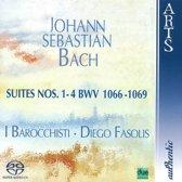 Bach, Js.: Suites Nos. 1-4 Bwv 1066-1069