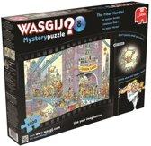 Wasgij Mystery - 8 De laatste horde - 1000 stukjes