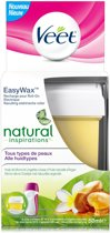 Veet Easy Wax Navulling Natural Inspirations - 50 ml