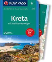 WF5970 Kreta mit Weitwanderweg E4 Kompass