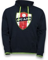 Ajax Sweater hooded away 2012/2013 zwart schild maat 116