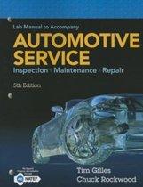 Lab Manual for Gilles' Automotive Service