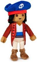 Playmobil pluche knuffel piraat 30cm