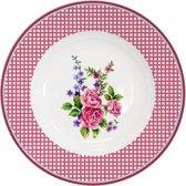 Fleurique diep bord roze