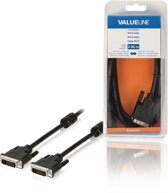 DVI Cable DVI-D 24+1-Pin Male - DVI-D 24+1-Pin Male 2.00 m Black