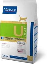 VIRBAC HPM feline dissolution/prevention U2 1,5KG