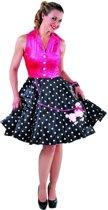 Rock & Roll Kostuum | Rock n Roll Poedel | Vrouw | Large | Carnaval kostuum | Verkleedkleding