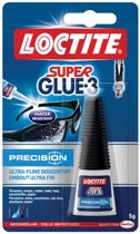 Loctite Precision Secondelijm - 5 Gram  Transparant