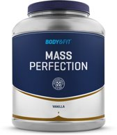 Body & Fit Mass Perfection - 2200 gram - Vanilla Milkshake - Weight gainer