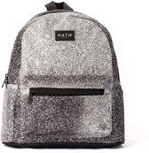 HXTN Supply One Mini Rugzak Glitter Fade Silver Black