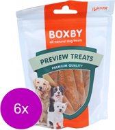 Proline Boxby Chicken Dental Strips Kip- Hondensnacks -6 x 90 g