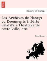 Les Archives de Nancy