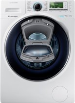 Samsung WW12K8402OW - AddWash - Eco Bubble