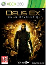 Deus Ex: Human Revolution - Xbox 360 (Compatible met Xbox One)