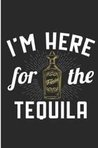 I'm Here For The Tequila