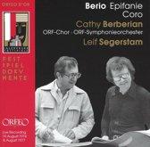 Berio Epifanie, Coro