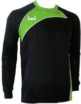 KWD Keepershirt Primero - Zwart/groen - Maat XL