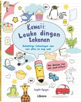 Kawaii: leuke dingen tekenen