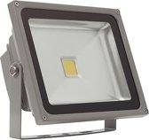 Led bouwlamp 20 watt daglicht grijze behuizing