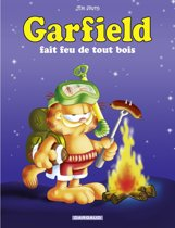 Garfield - Tome 16 - Garfield fait feu de tout bois