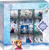 Sticker box Frozen ToTum 200+ stickers
