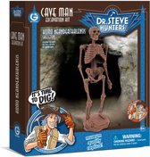 Cave Man Excavation Kit - Homo Neanderthalensis Skeleton