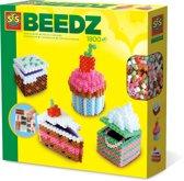 SES Beedz 3D Strijkkralen - 3D Taartjes