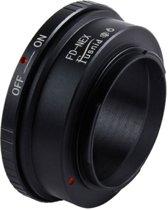 Adapter FD-NEX: Canon FD Lens - Sony NEX, A7 E mount Camera